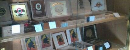 Kutztown Tobacconist & Lounge is one of La Palina Retailers.