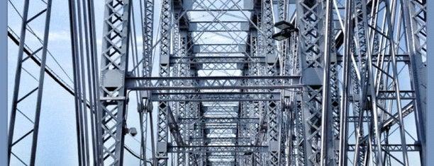 Purple People Bridge is one of Cincinnati for Out-of-Towners #VisitUS.