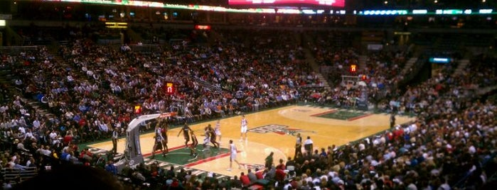 BMO Harris Bradley Center is one of Milwaukee's Best Spots!.