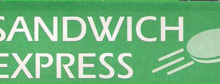 Sandwich Express is one of Restaurantes, Bares, Cafeterias y el Mundo Gourmet.
