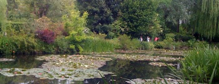Fondation Claude Monet is one of Франция.