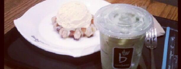 Caffé bene is one of 마포구.