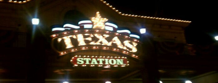Texas Station Gambling Hall & Hotel is one of Vegas.