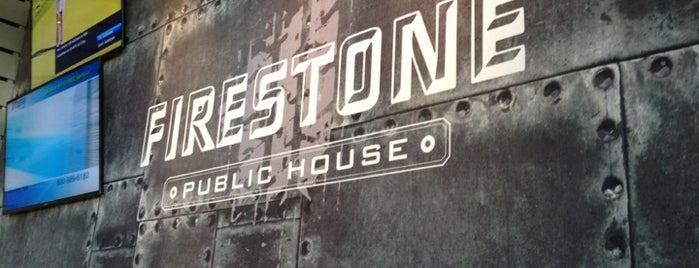 Firestone Public House is one of The 15 Best Places for a Pizza in Sacramento.