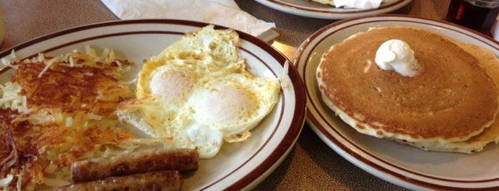 Denny's is one of Favorite Food.