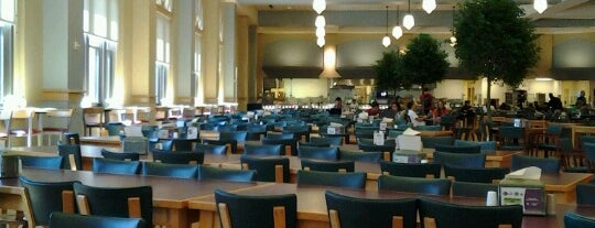 Sbisa Dining Center is one of 4sqAndrier Roxx.