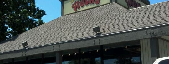 Rush's is one of My Places.