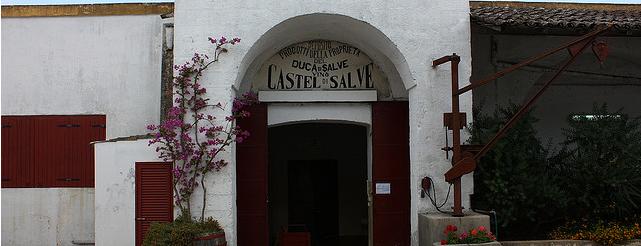 Cantine Castel di Salve is one of Cantine Aperte Puglia 2012.