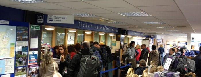Inverness VisitScotland Information Centre is one of Summer in London/été à Londres.