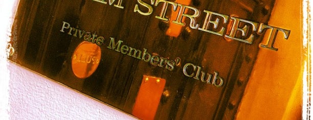Adam St. Private Members Club is one of Tech Trail: London.
