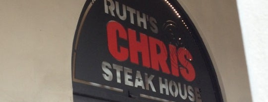 Ruth's Chris Steak House is one of The 15 Best Places for Peppercorns in Baton Rouge.