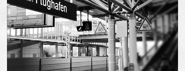 Dusseldorf Airport Railway Station is one of Bahnhöfe Deutschland.