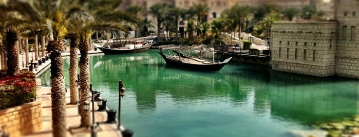 Madinat Jumeirah is one of Luxury Hotels in Dubai.
