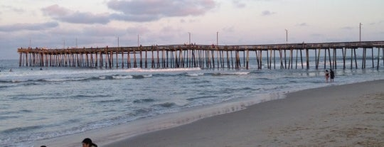 The 11 best places for fishing in virginia beach for Va beach fishing pier