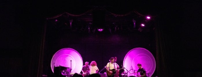 Bowery Ballroom is one of New York's Best Music Venues - 2012.