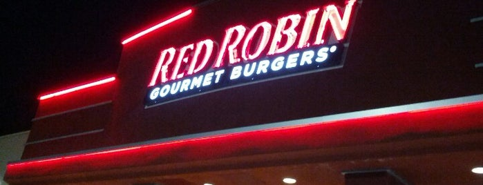 Red Robin Gourmet Burgers is one of Favorite Restaurant in NYC PT.2.
