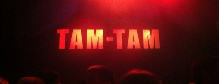 Tam-Tam is one of Cafeplan Gent.
