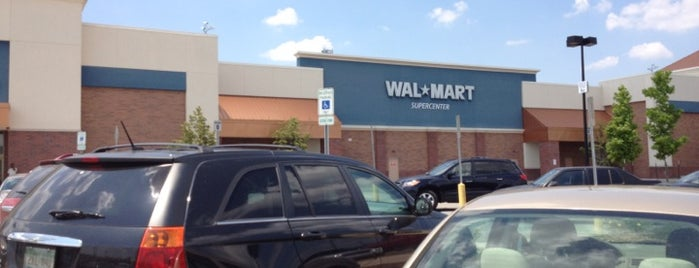 Walmart Supercenter is one of frequent.