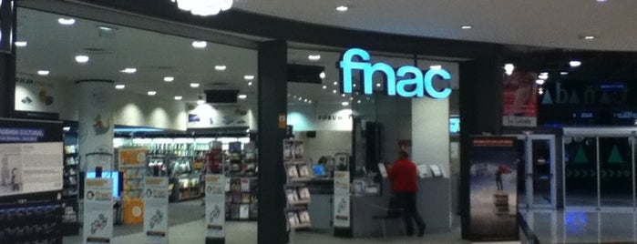 Fnac is one of Shops.