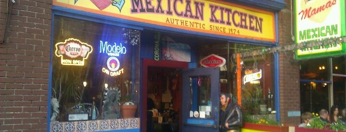 Mama's Mexican Kitchen is one of Seattle.