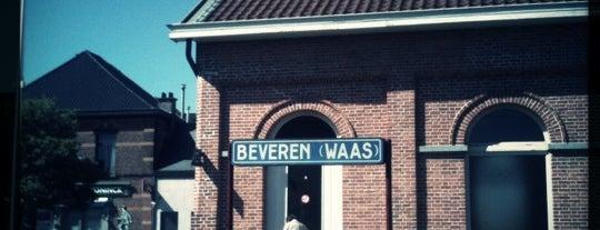 Station Beveren-Waas is one of Bijna alle treinstations in Vlaanderen.