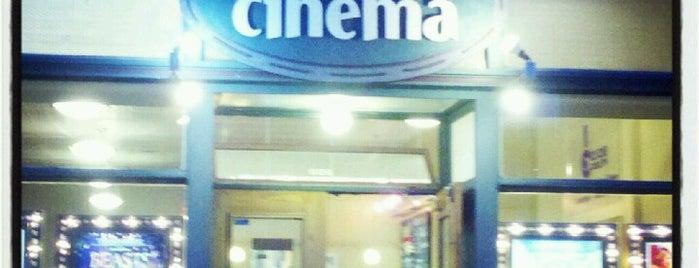 Grand Cinema is one of Rainy Day List.