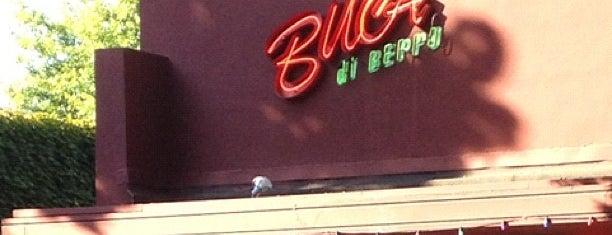 Buca di Beppo Italian Restaurant is one of Favorite Food.
