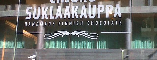 Chjoko is one of Helsinki.