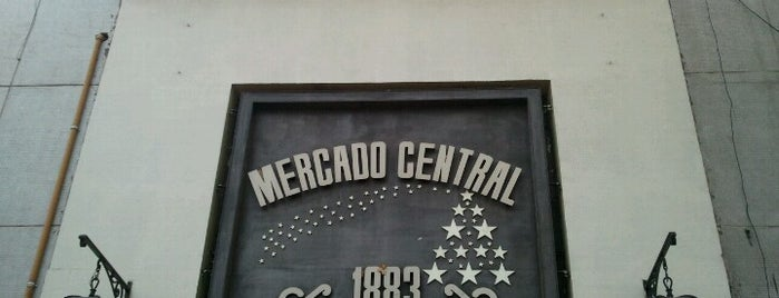 Mercado Central is one of Mendoza.