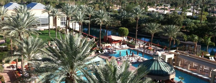 Renaissance Indian Wells Resort & Spa is one of Ren.