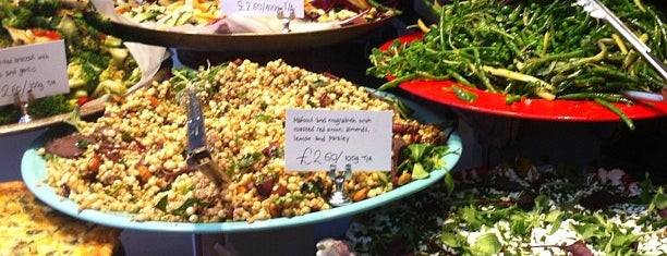Ottolenghi is one of London Trip.