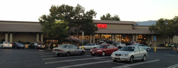 Vons is one of Places to check -in to.