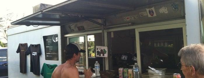 Pat's Taqueria is one of Kauai.