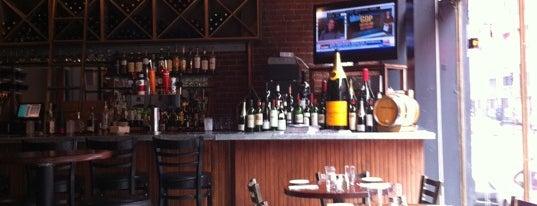 Les Zygomates Wine Bar Bistro is one of USA Boston.