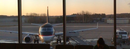 Manchester-Boston Regional Airport (MHT) is one of World Airports.
