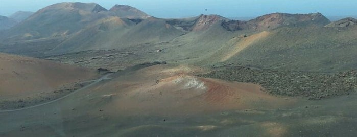 Parque Nacional de Timanfaya is one of Levante y Sur.