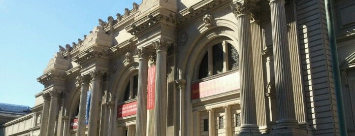Metropolitan Museum of Art is one of NYC.