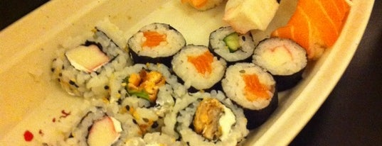 Uramaki Sushibar is one of Sushi Floripa.