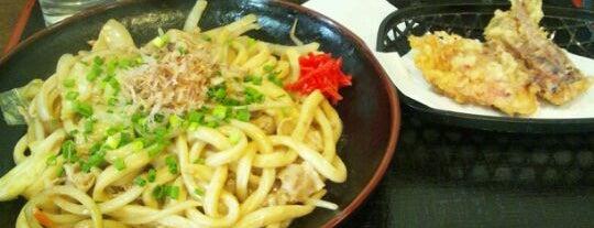 讃岐うどん とよくに is one of Tokyo Restaurants 2.
