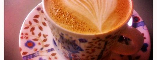 Pitfield London is one of Hackney Coffee, yeah!.