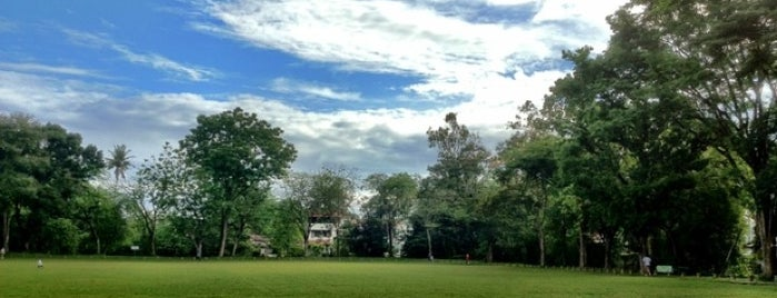 Penang Municipal Park (Youth Park) is one of George Town.
