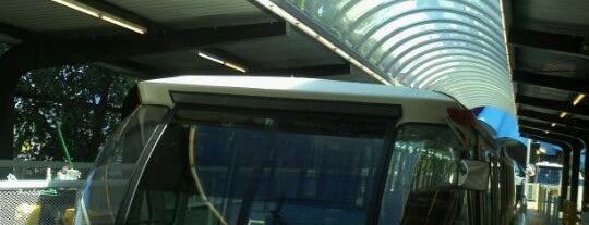 Seattle Center Station - Seattle Center Monorail is one of Must-have Experiences in Seattle.