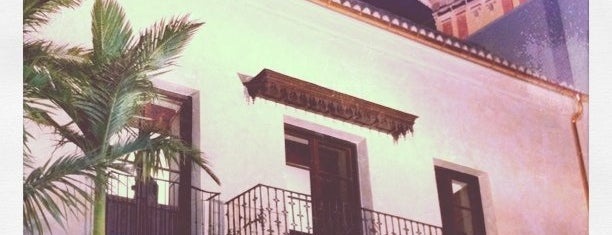 Museo Carmen Thyssen Málaga is one of Málaga #4sqCities.