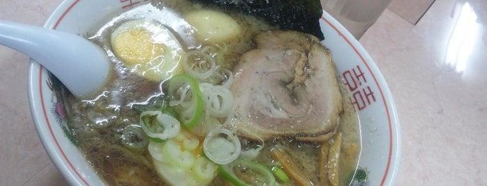 白山ラーメン is one of らめーん(Ramen).