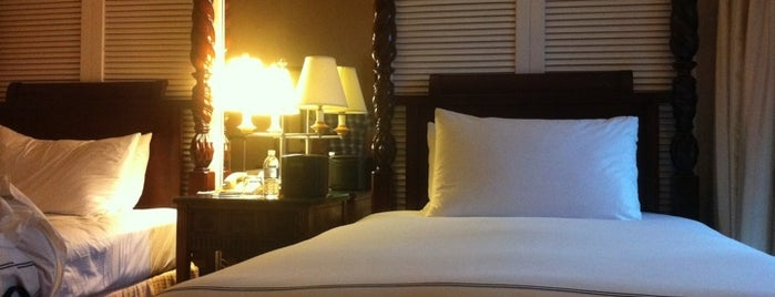 Fairmont Miramar Hotel & Bungalows is one of Best Places to Check out in United States Pt 6.