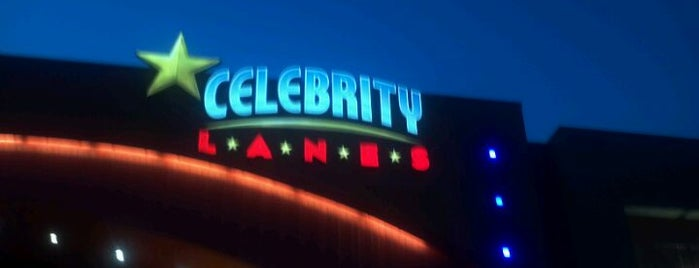 Celebrity Lanes Bowling is one of Random.