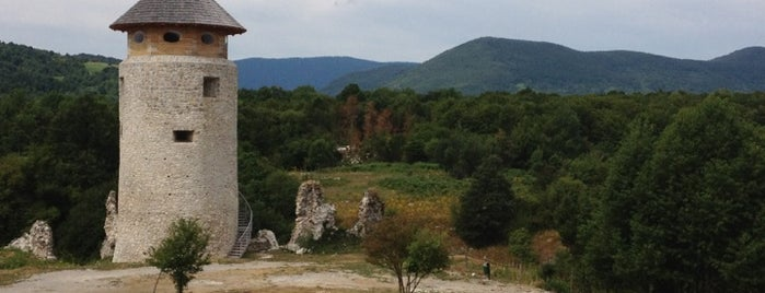 Stari Drežnik Grad is one of Castles in Croatia.