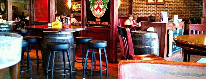 The British Bulldog Pub is one of CaffeinatedCAE.