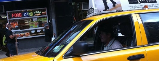 NYC Taxi Cab is one of New York.