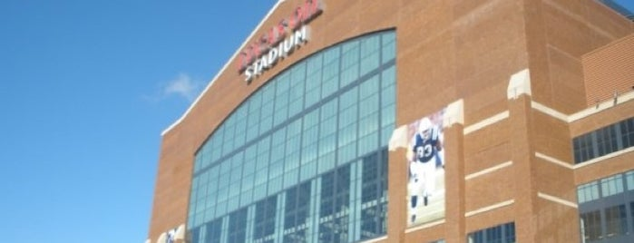 Lucas Oil Stadium is one of The Best Places in Indianapolis - #VisitUs.